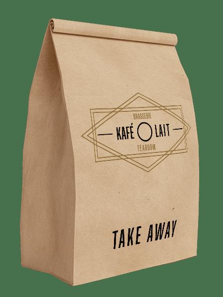 Take-away Kafé-o-lait